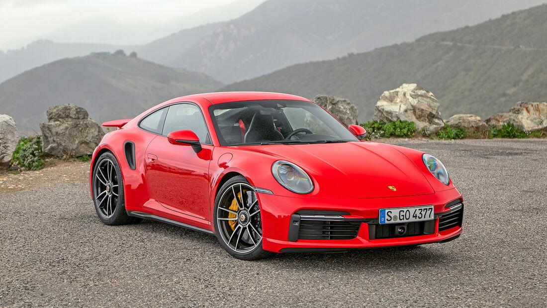 Porsche 911 Turbo, Autonis 2020
