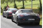 Porsche 911 Turbo Cabrio Erlkönig  Neu