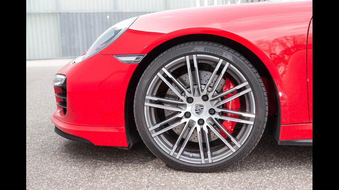 Porsche 911 Turbo Cabriolet, Rad, Felge, Bremse