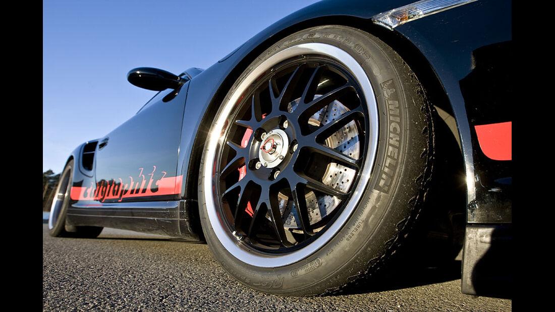 Porsche 911 Turbo Cargraphic Felge