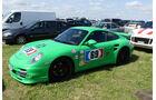 Porsche 911 Turbo - Carspotting - 24h Le Mans 2018