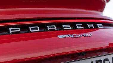 Porsche 911 Turbo, Exterieur