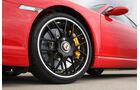 Porsche 911 Turbo, Felge, Bremse