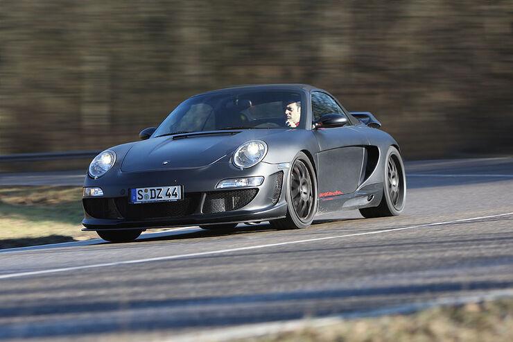 Porsche 911 Turbo Gemballa