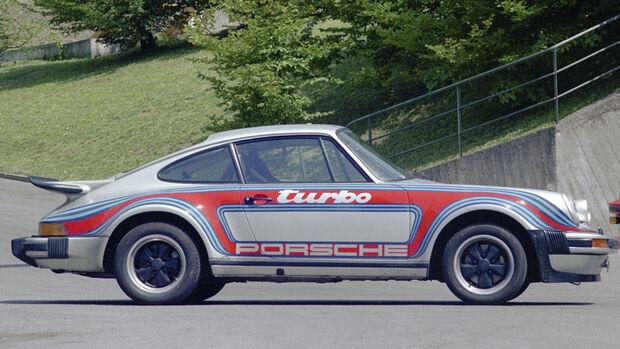 Porsche 911 Turbo Herbert von Karajan (1975)