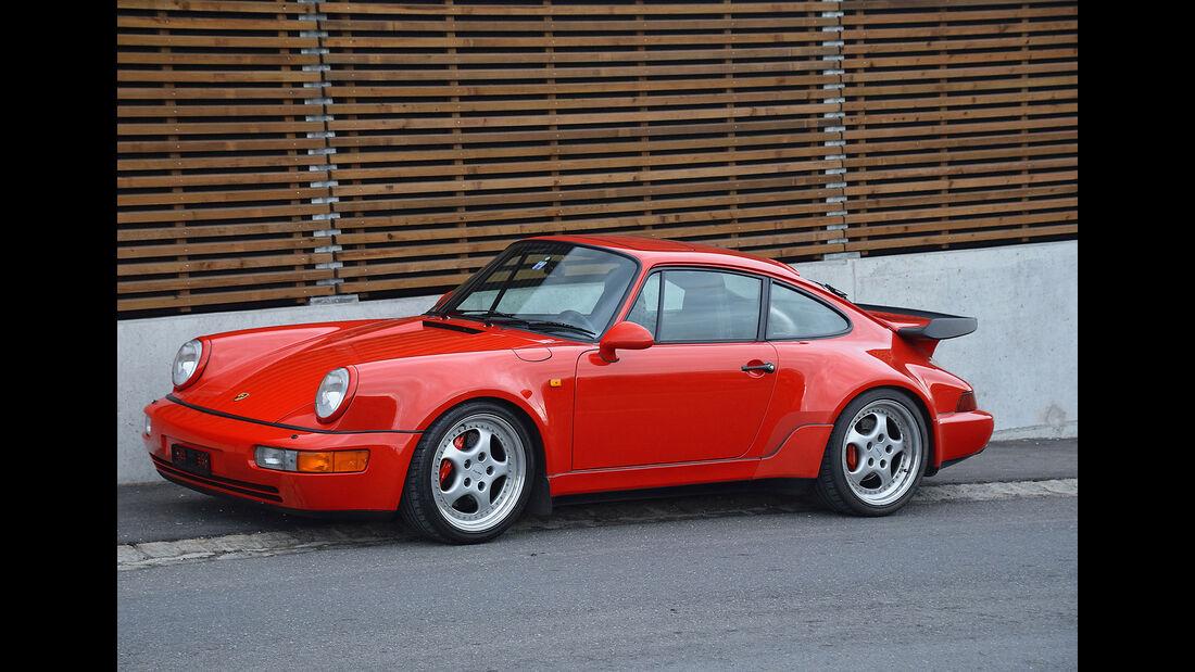 Porsche 911 Turbo II 3,7