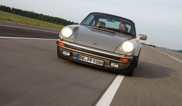 Porsche 911 Turbo, Peter-Paul Pietsch, Frontansicht
