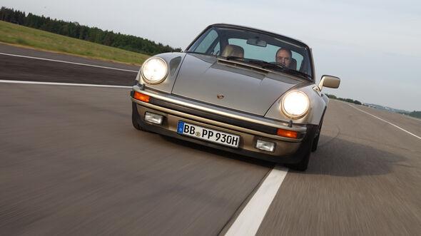 Porsche 911 Turbo, Peter-Paul Pietsch, Frontansicht
