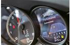 Porsche 911 Turbo, Rundinstrumente