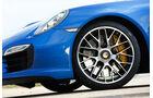 Porsche 911 Turbo S, Bremse, Felge, Rad