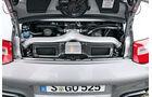Porsche 911 Turbo S Cabrio, Motor
