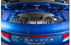 Porsche 911 Turbo S, Motor