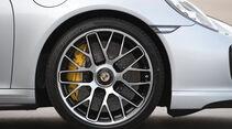 Porsche 911 Turbo S, Rad, Bremse