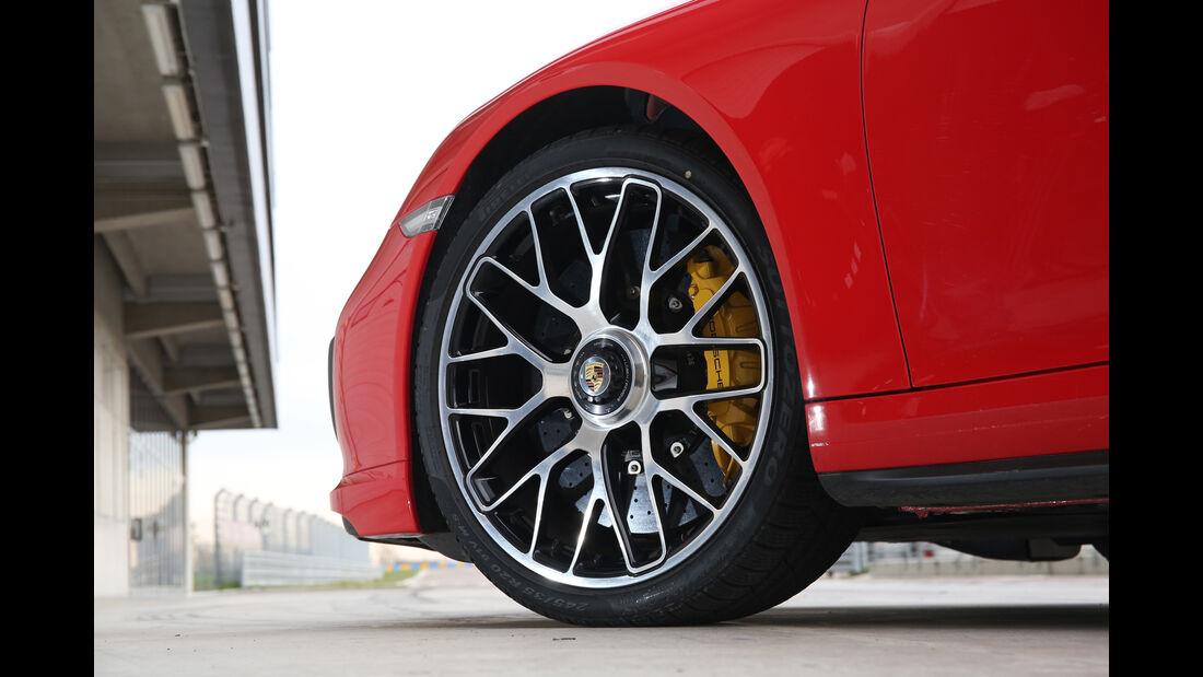 Porsche 911 Turbo S, Rad, Felge