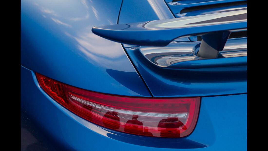Porsche 911 Turbo S, Rücklicht