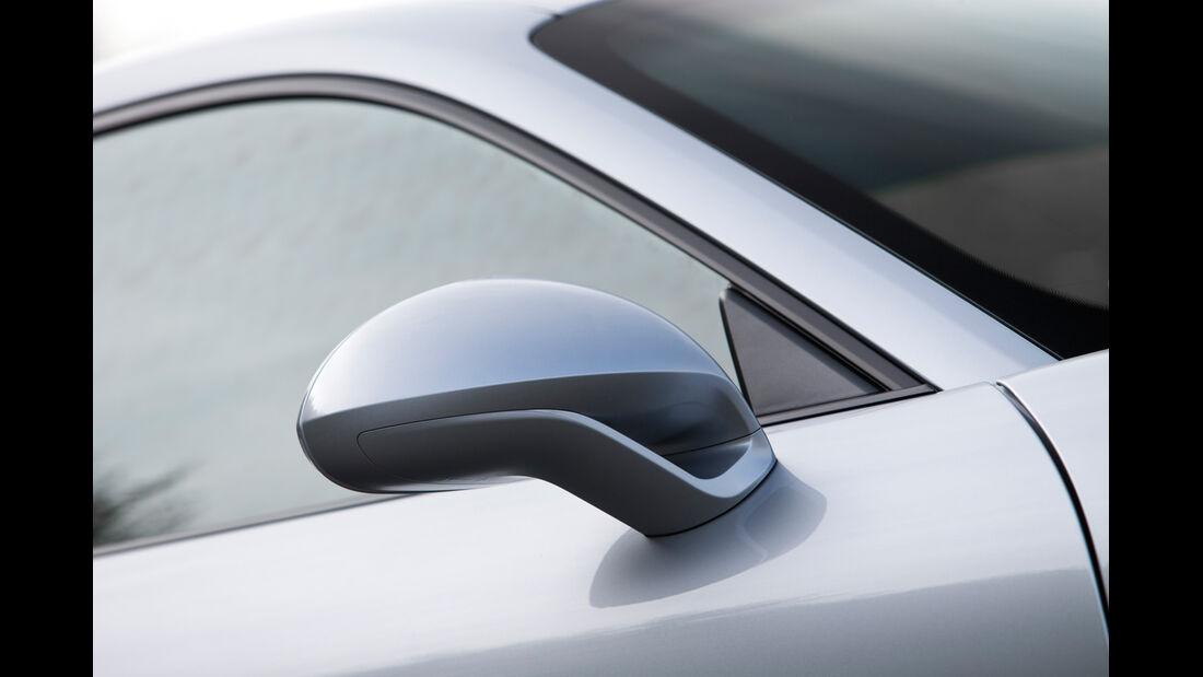 Porsche 911 Turbo S, Seitenspiegel