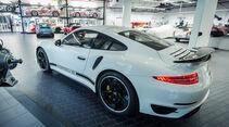 Porsche 911 Turbo S Sondermodell Großbritannien GB Edition