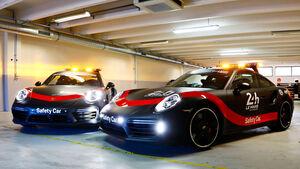 Porsche 911 Turbo, Safety Car FIA WEC und 24h Le Mans