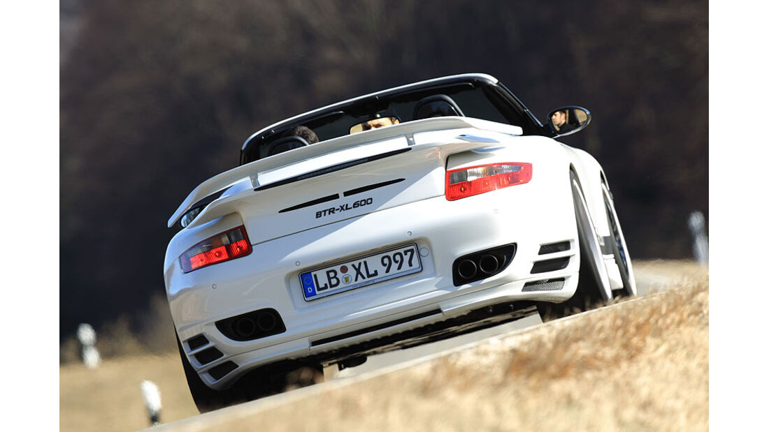 Porsche 911 Turbo Speedart