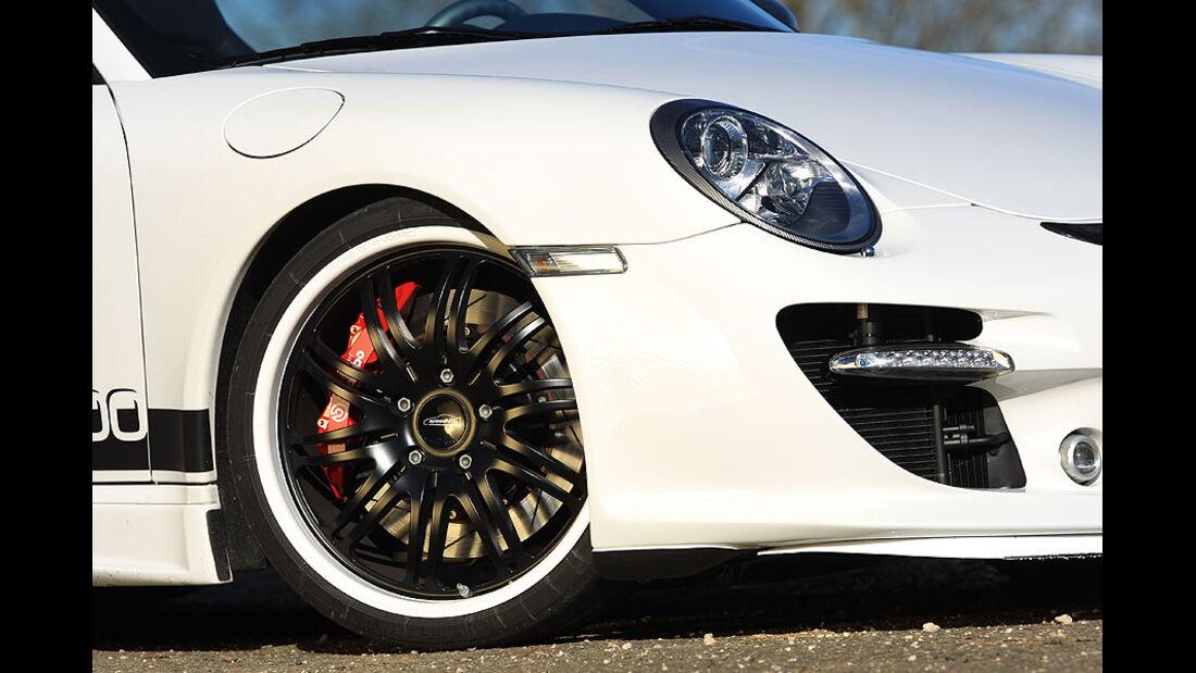 Porsche 911 Turbo Speedart Felge