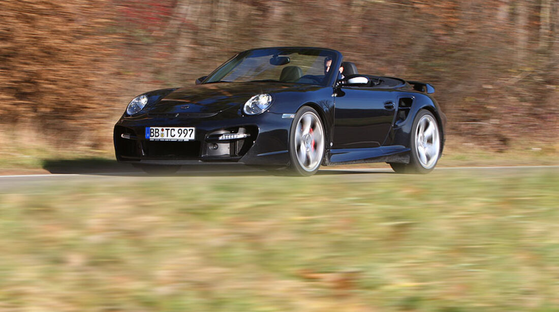 Porsche 911 Turbo Techart