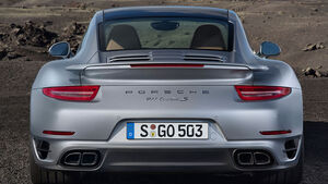 Porsche 911 Turbo, Typ 991