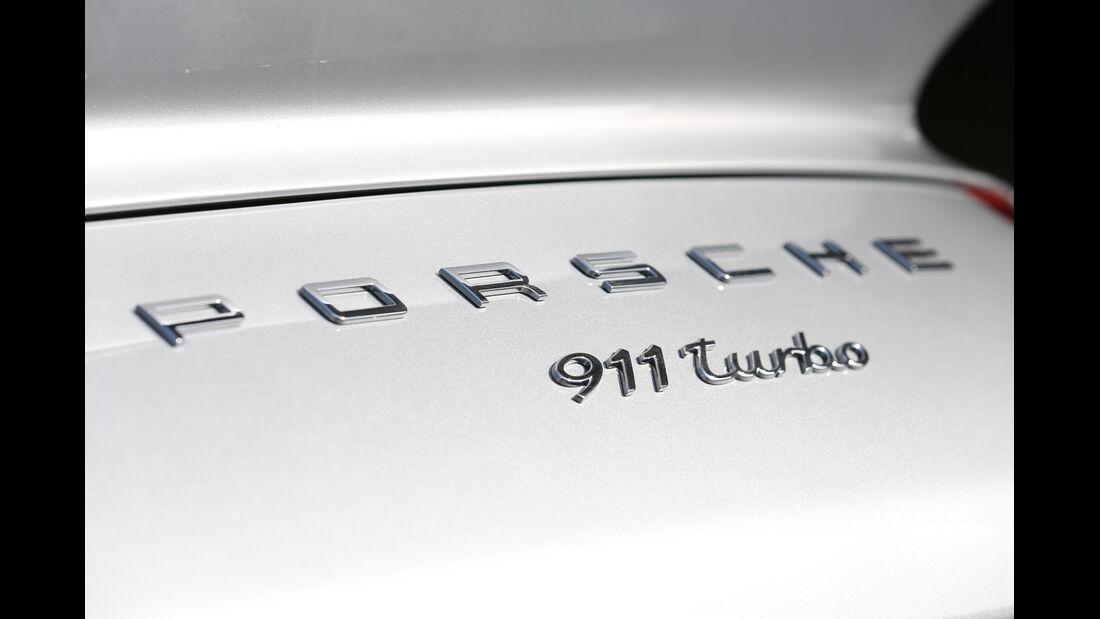 Porsche 911 Turbo, Typenbezeichnung