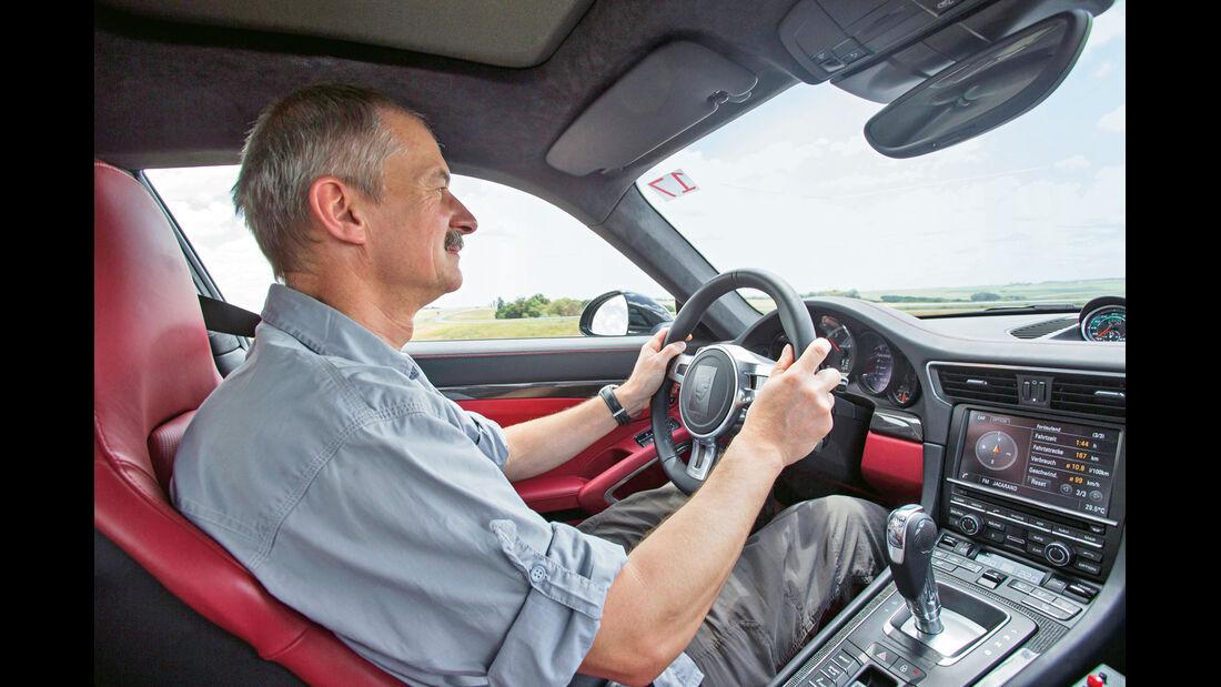 Porsche 911 Turbo, Ulrich Morbitzer