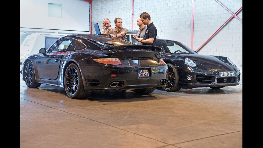 Porsche 911 Turbo, Zwei Modelle