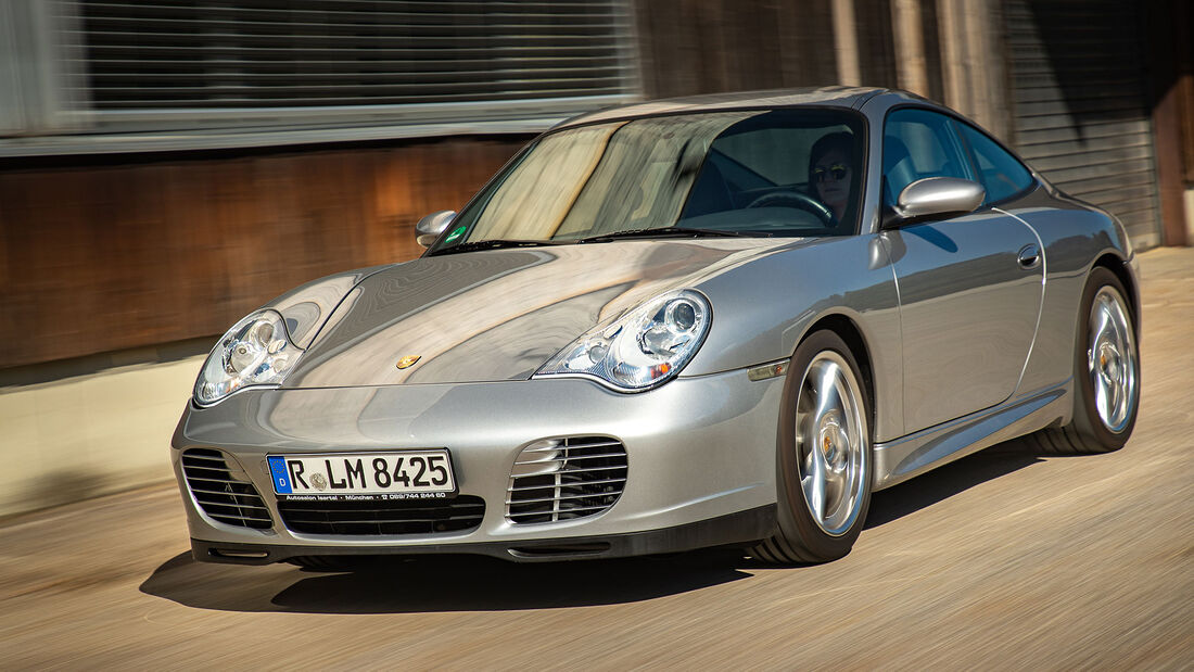 Porsche 911, Typ 996 (1997-2004)