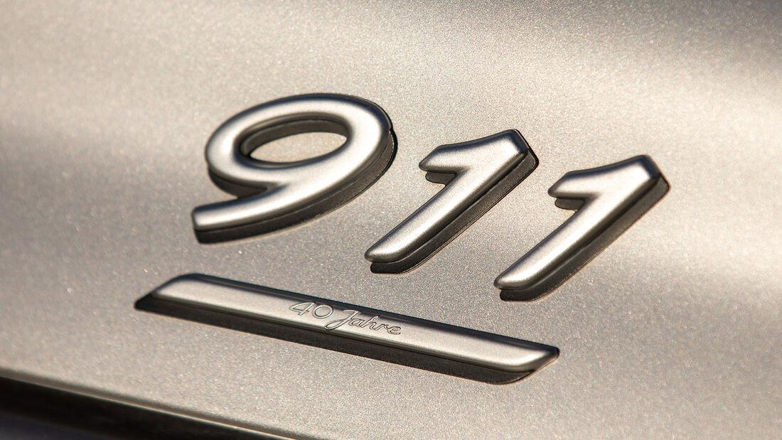 Porsche 911, Typ 996 (1997-2004), Emblem, 911