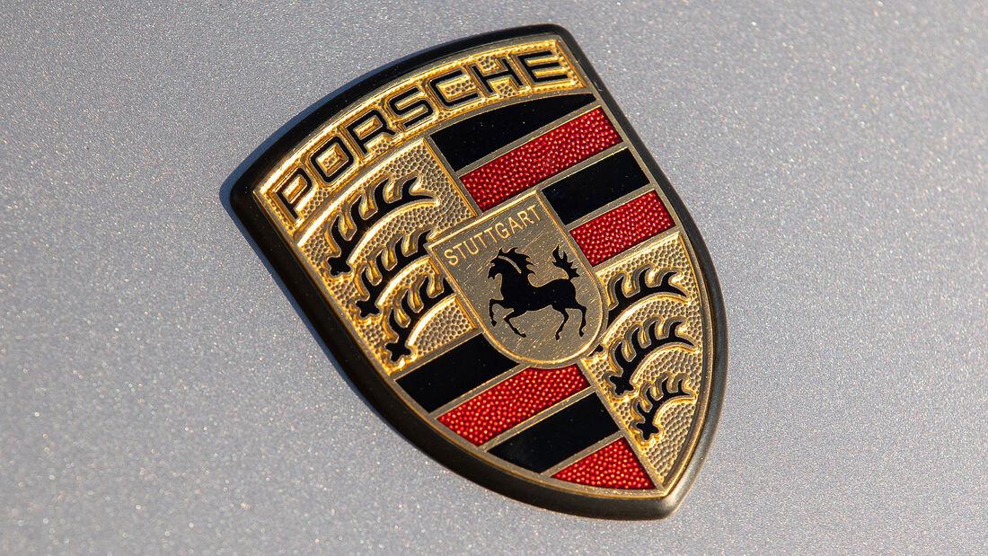Porsche 911, Typ 996 (1997-2004), Emblem, Porsche