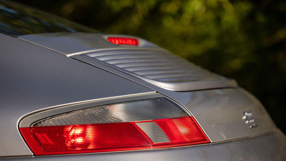 Porsche 911, Typ 996 (1997-2004), Heck, Rücklicht