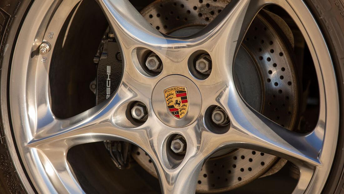 Porsche 911, Typ 996 (1997-2004), Rad, Felge