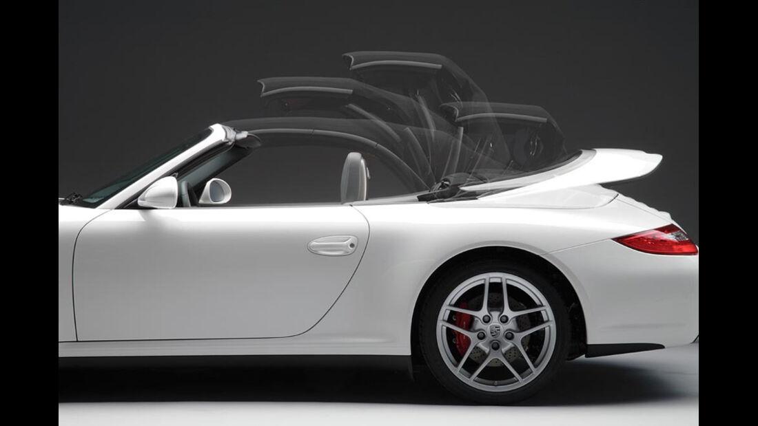 Porsche 911, Verdeck