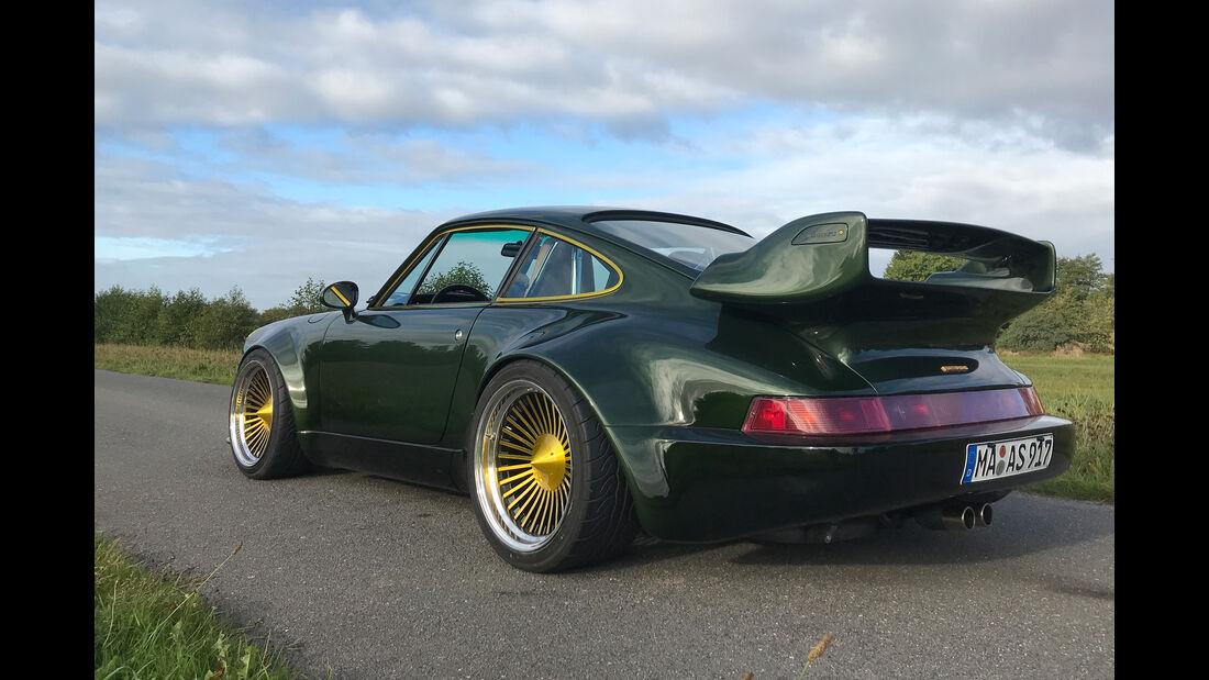 Porsche 911 Werksturbo Wagenbauanstalt Tuning