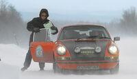 Porsche 911, Winter