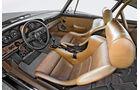 Porsche 911 by Singer Vehicle Design, Fahrersitz