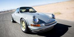 Porsche 911 by Singer Vehicle Design, Frontansicht