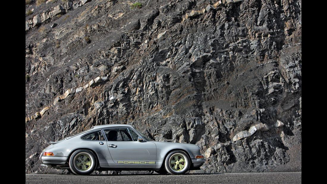 Porsche 911 by Singer Vehicle Design, Seitenansicht