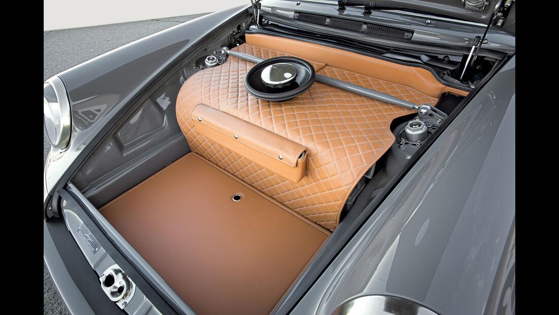Porsche 911 by Singer Vehicle Design, Tankstutzen