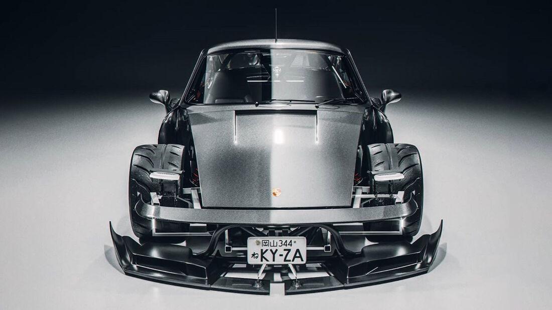 Porsche 911 the_kyza/instagram