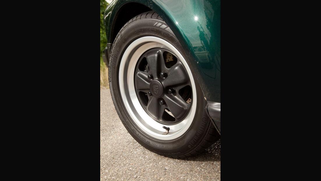 Porsche 911 turbo 3.3, Rad, Felge