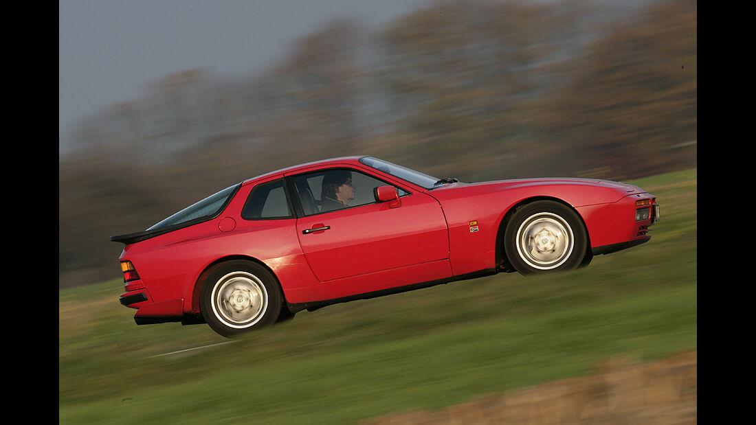 Porsche 911 turbo und 944 turbo