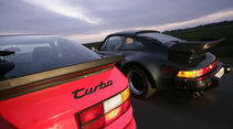 Porsche 911 turbo und 944 turbo