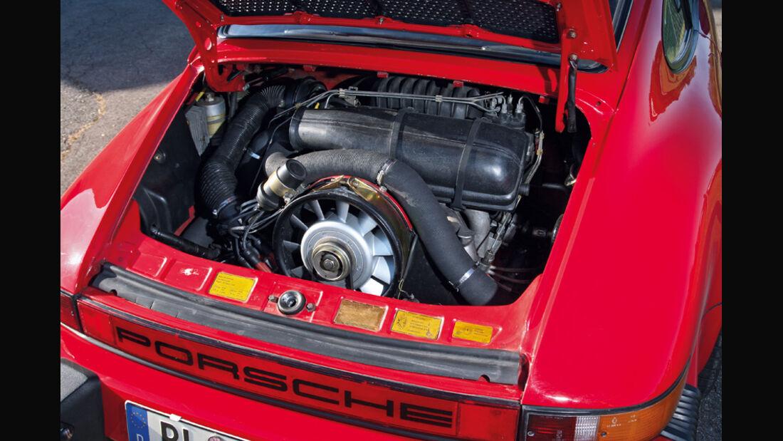 Porsche 911SC, Baujahr 1981