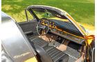 Porsche 912, Cockpit