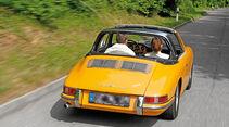 Porsche 912, Heckansicht