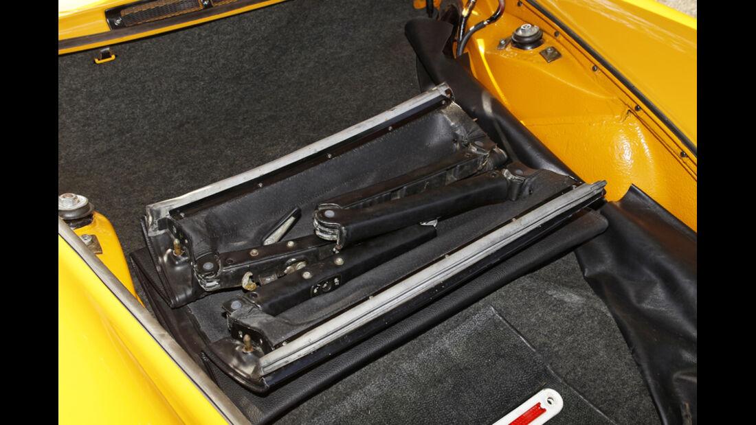 Porsche 912 Targa Kofferraum