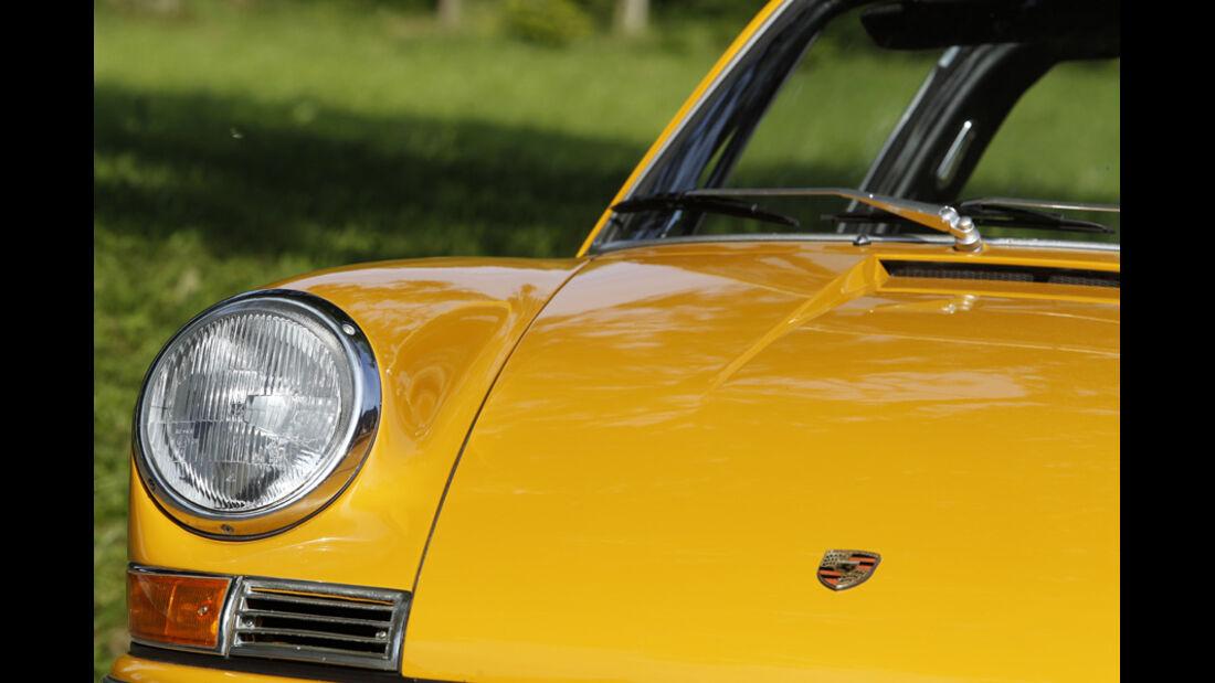 Porsche 912 Targa Scheinwerfer